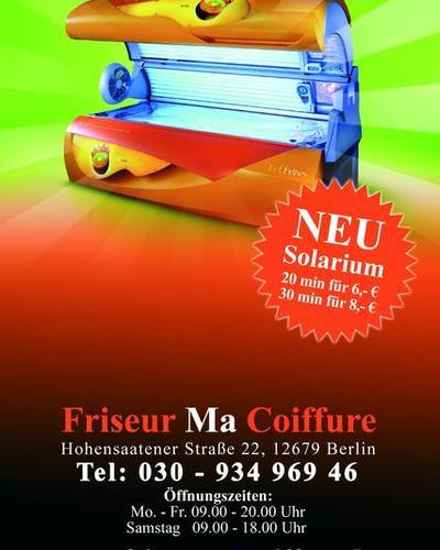 Solarium ***NEU***