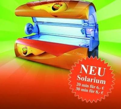 Solarium bei Friseur Ma Coiffure