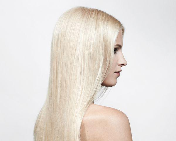 Lange Haare durch Great Lengths Extensions