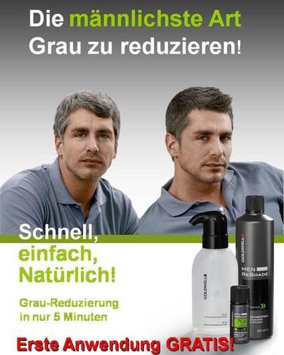 Die männlichste Art Grau zu reduzieren!